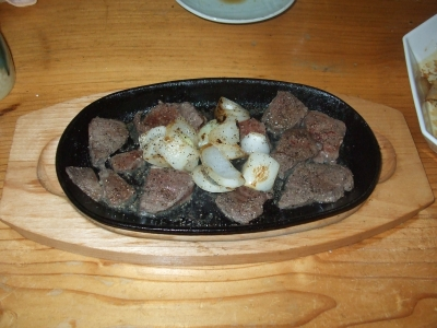 deer meat